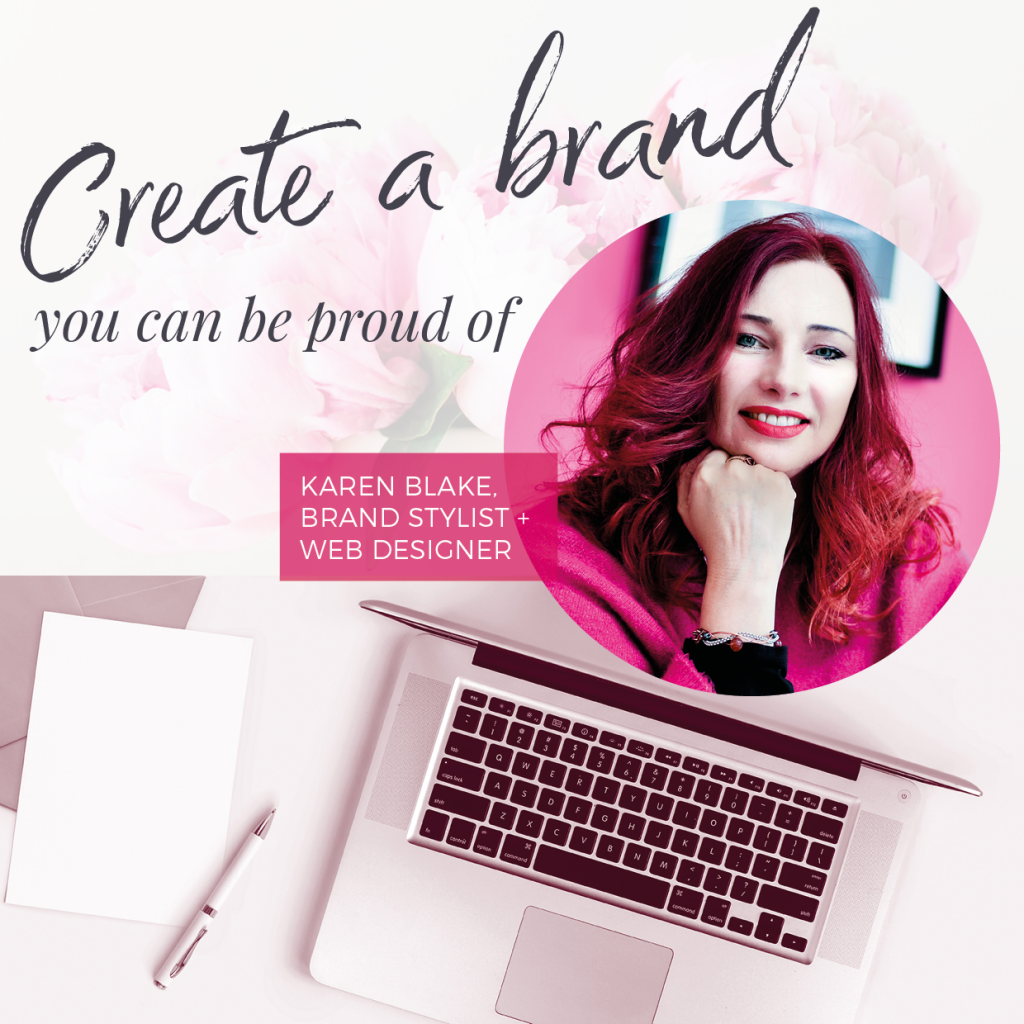Create a Brand you can be proud of