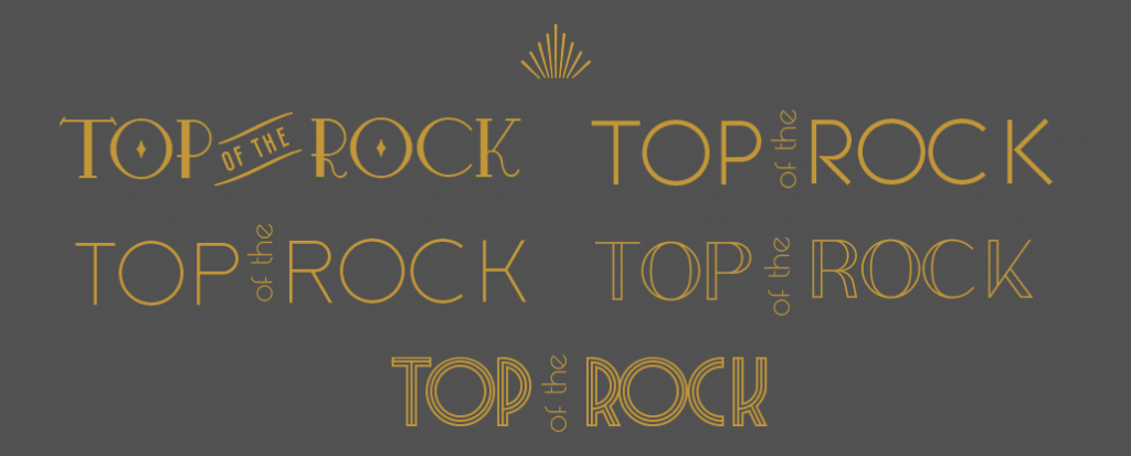 Top of the Rock Concepts