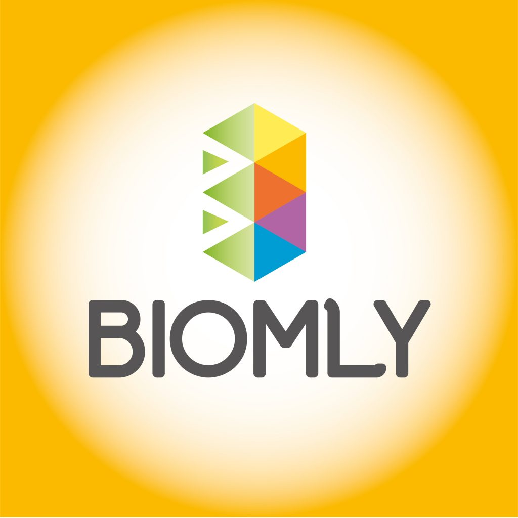 Branding for Biomly Web Design