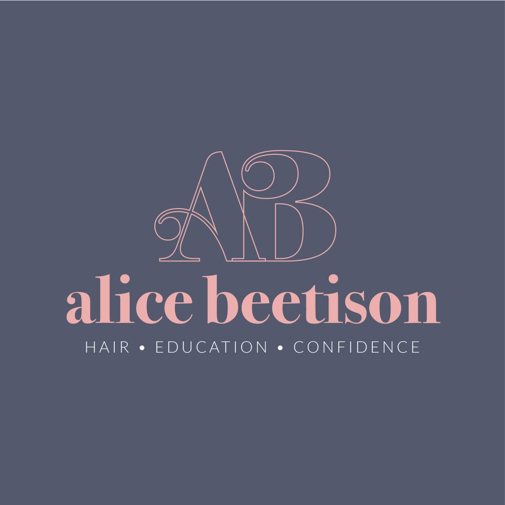 Branding for Alice Beetison