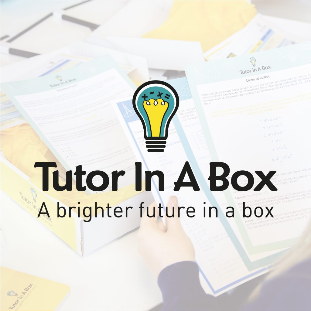 Branding for Tutor In A Box