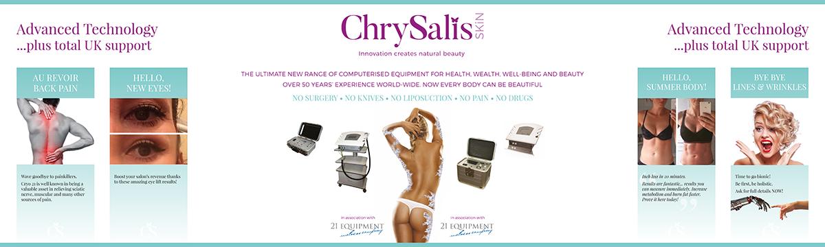 Chrysalis Skin Back Panel