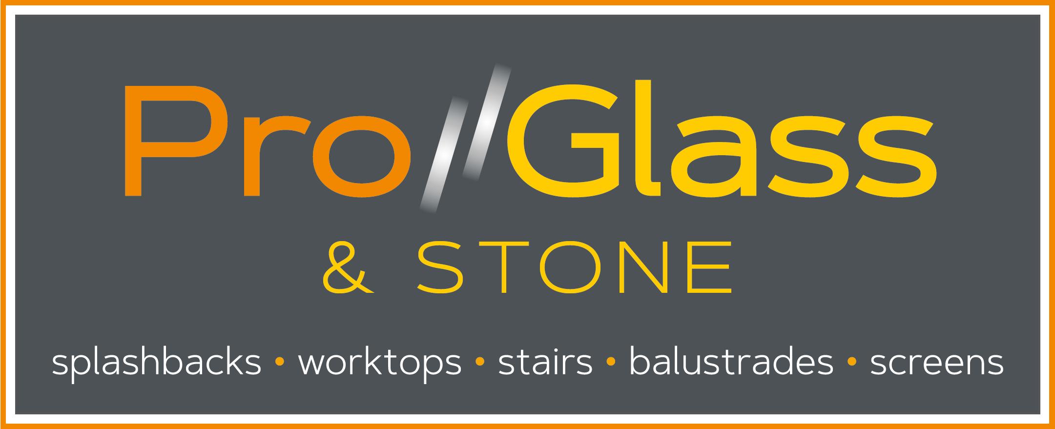 ProGlass & Stone Logo