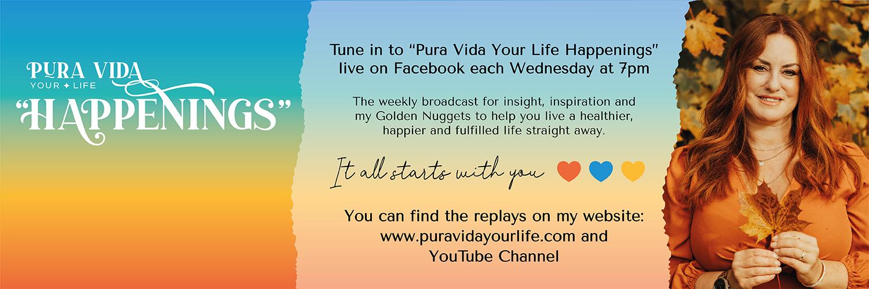 Pura Vida Your Life - Autumn Event
