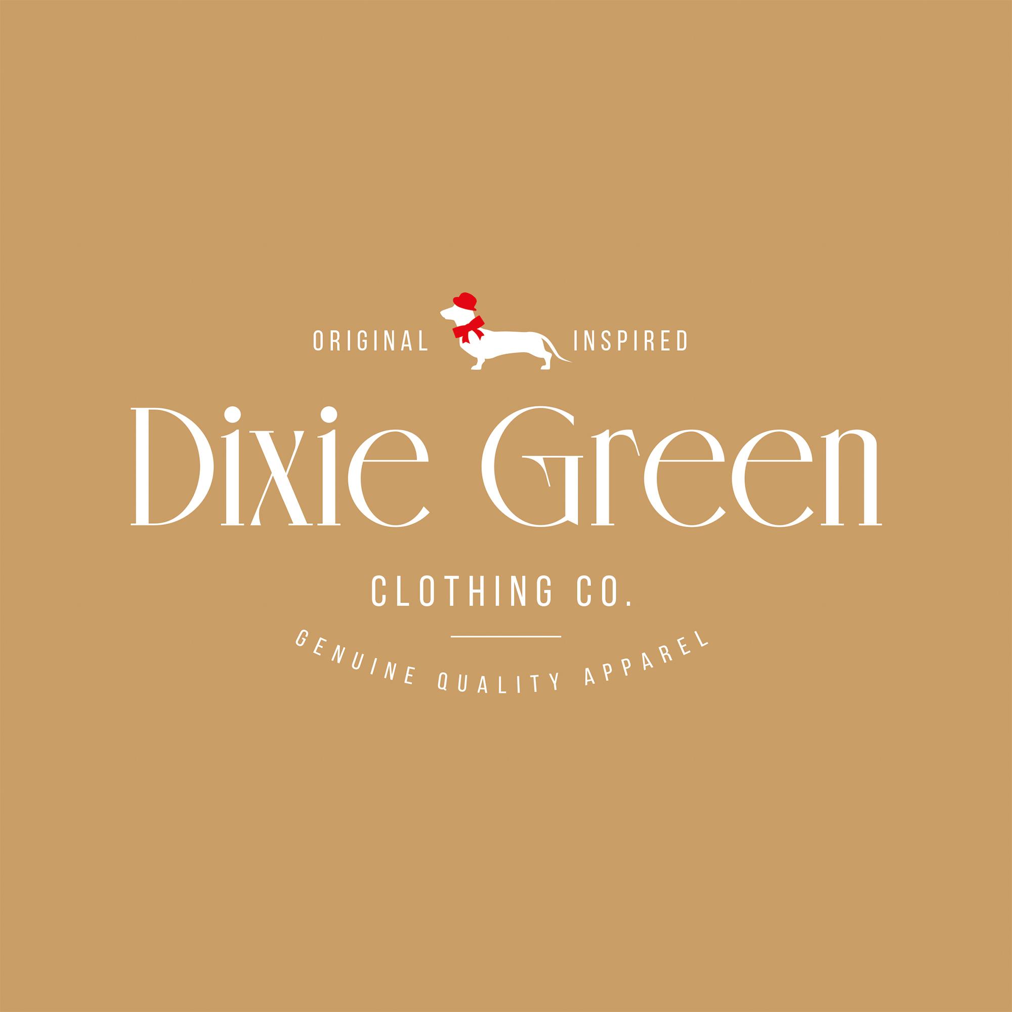 Dixie Green Premade Logo