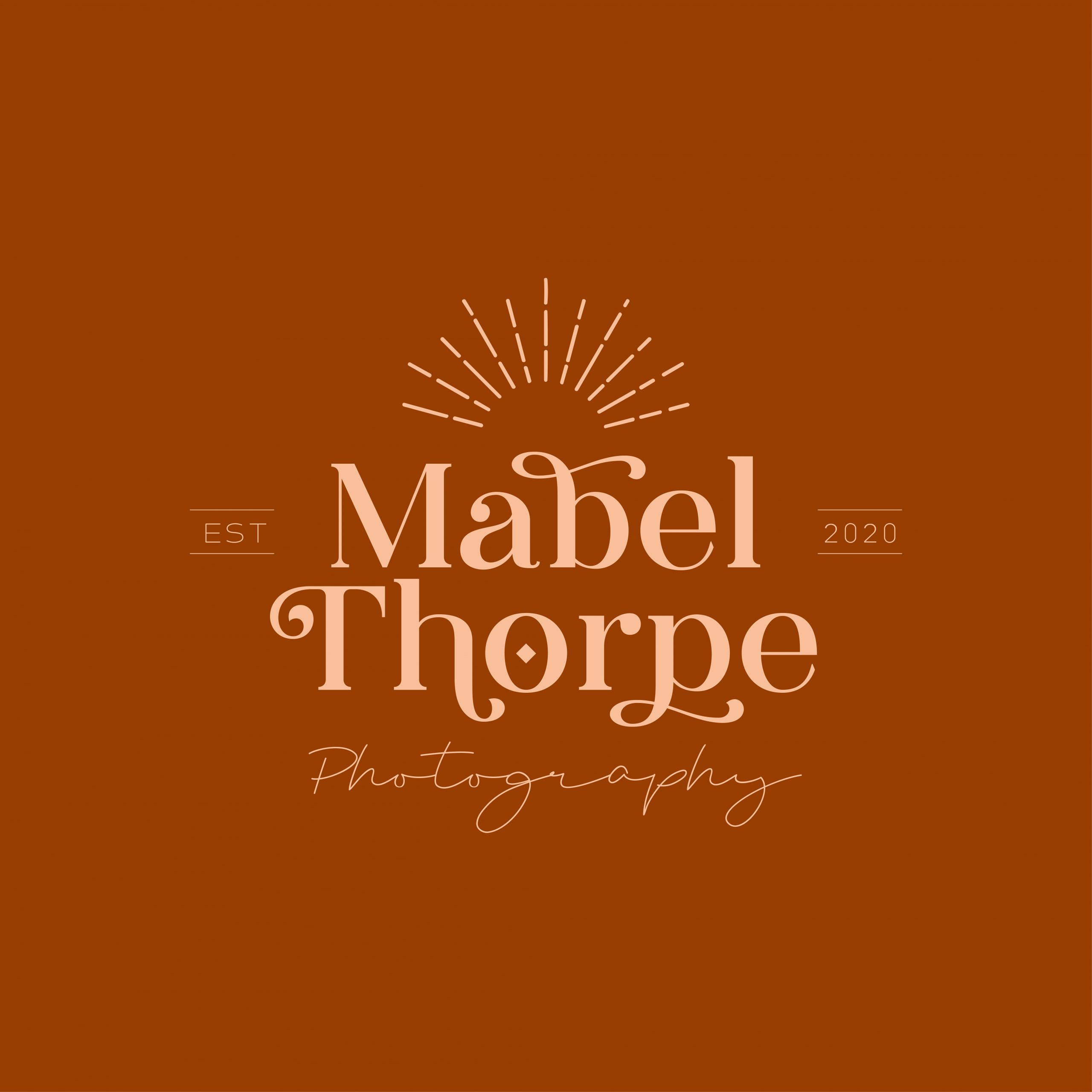 Mabel Thorpe Premade Logo