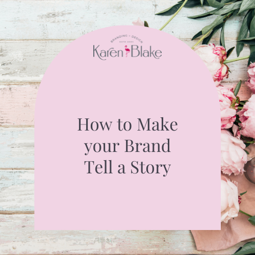 How to make your brand tell a story